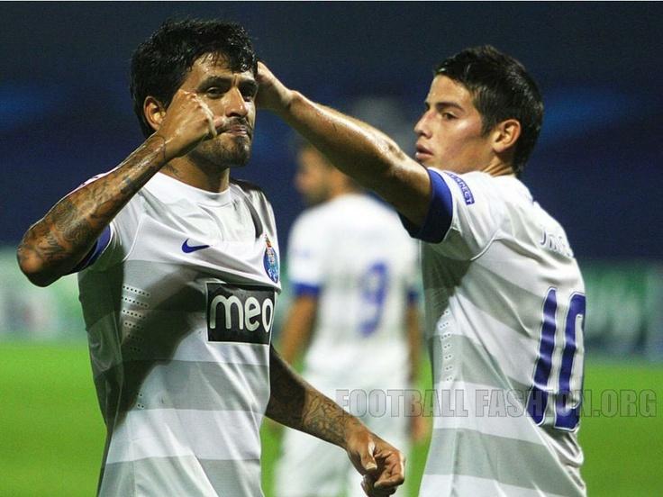 FC Porto Nike 2012/13 Third Kit
