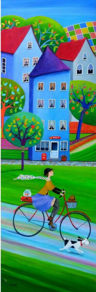 Iwona Lifsches Let's Go For A Weekend