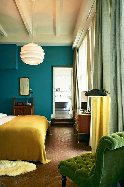 Top 25 best Bright walls ideas on Pinterest Bright colored