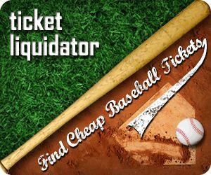Cheap baseball tickets!