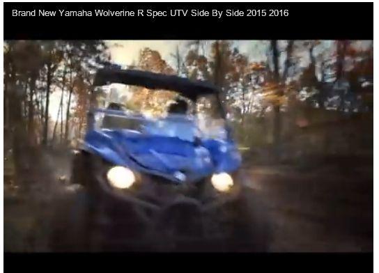 15 best yamaha wolverine utv images on pinterest yamaha for Top speed of yamaha wolverine side by side