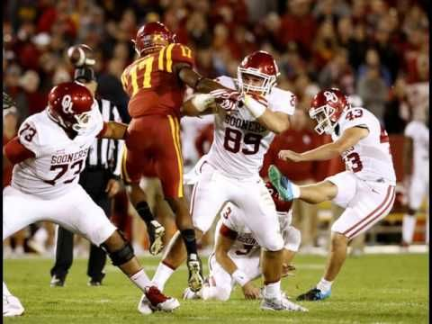 College football TV schedule: What time, channel is Baylor vs. Oklahoma ...