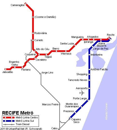 Urban rail transit in India