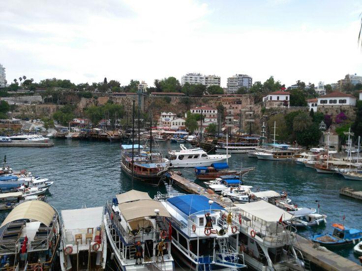 Antalya Kaleiçi , Yat limani