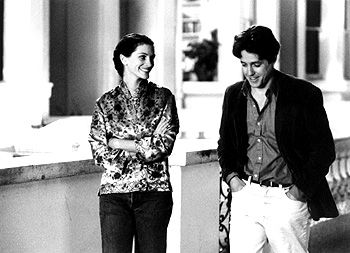 Notting Hill (1999)  Director: Roger Michell  Casts: Julia Roberts, Hugh Grant, Rhys Ifans, James Dreyfus,..