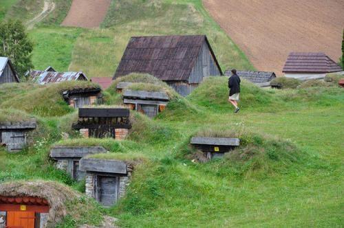 Hobbit City, Slovakia