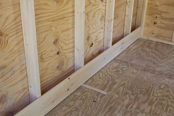 How to install shiplap walls home ups downs maison - How to install shiplap on interior walls ...