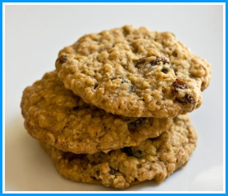 Anna Olson's The BEST Oatmeal Cookies