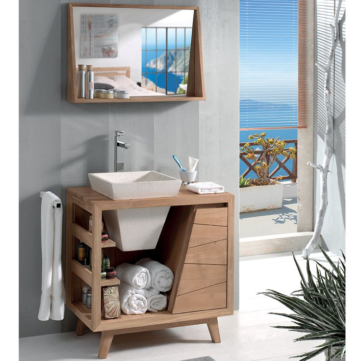 24 best Sdb images on Pinterest Bathroom, Modern bathrooms and