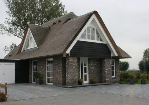 Huis 14 | Riet gedekt | Onze huizen | Presolid Home