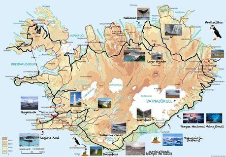 Gran viaje del año: Islandia. Preparativos