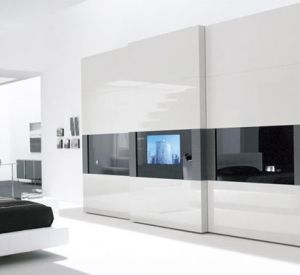 Presotto contemporary wardrobes