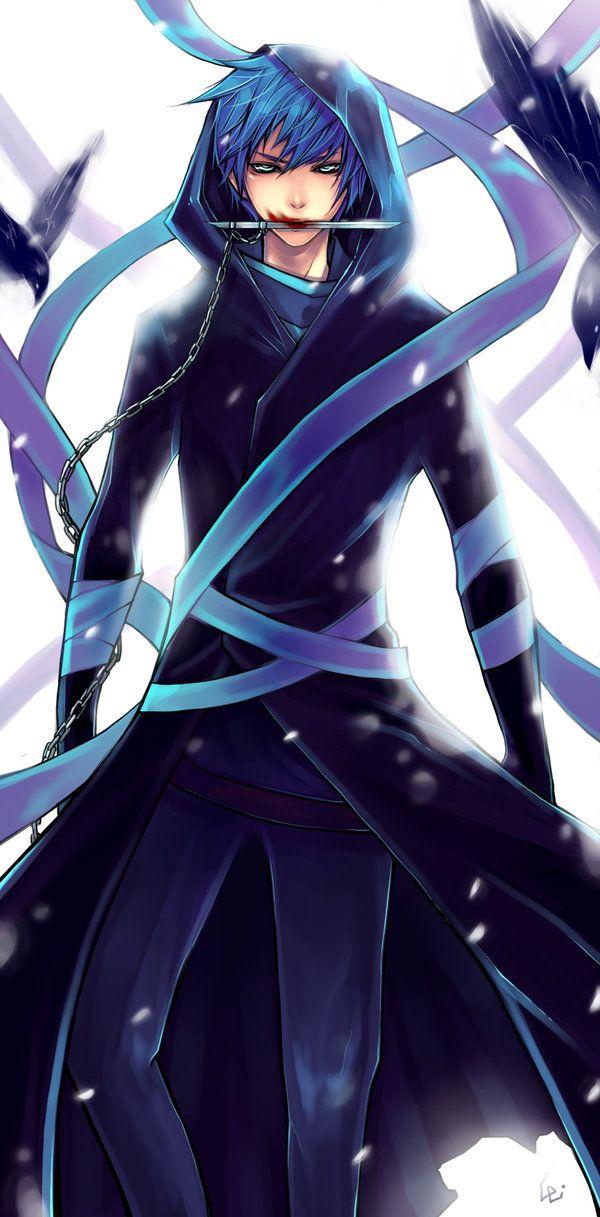 Blue_assassin By Unodu.deviantart.com On @DeviantArt