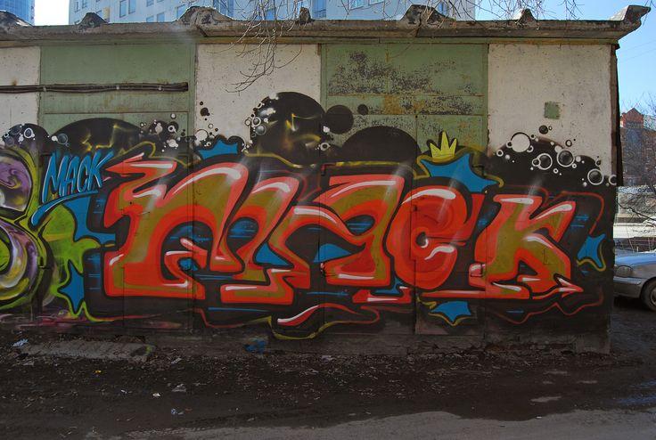 mackred