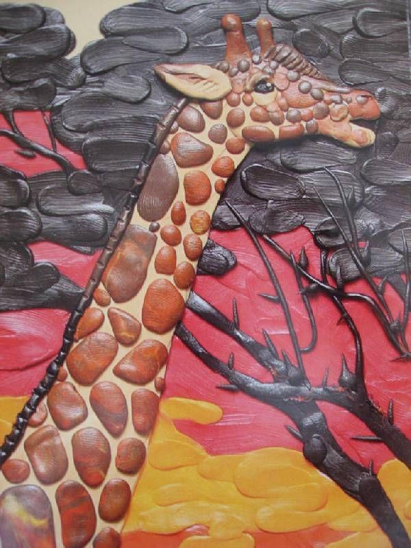 Иллюстрация 75 из 81 для Пластилиновая книга: Кругосветное путешествие - Ольга Кувыкина   Лабиринт - книги. Источник: Юта