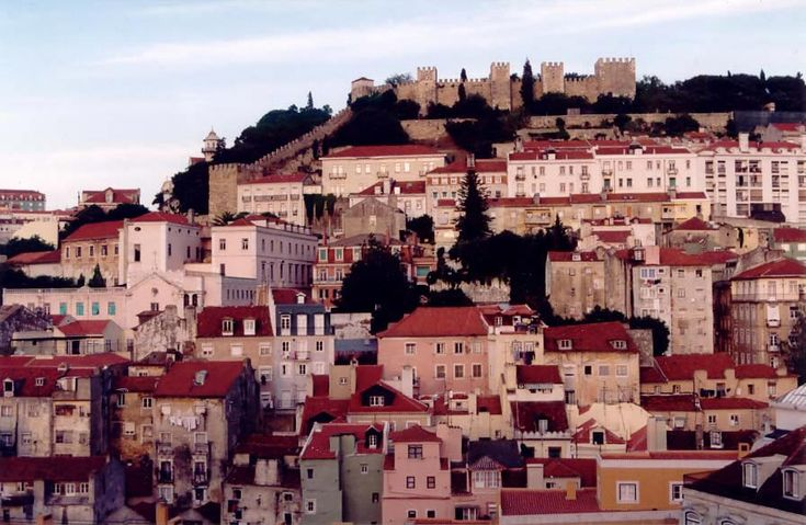 Lisboa my beautiful Lisboa!   Que Cidade tão bonita!