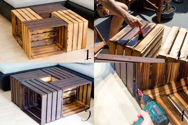 die besten 25 alte obstkisten ideen auf pinterest alte holzkisten alte weinkisten und m bel. Black Bedroom Furniture Sets. Home Design Ideas