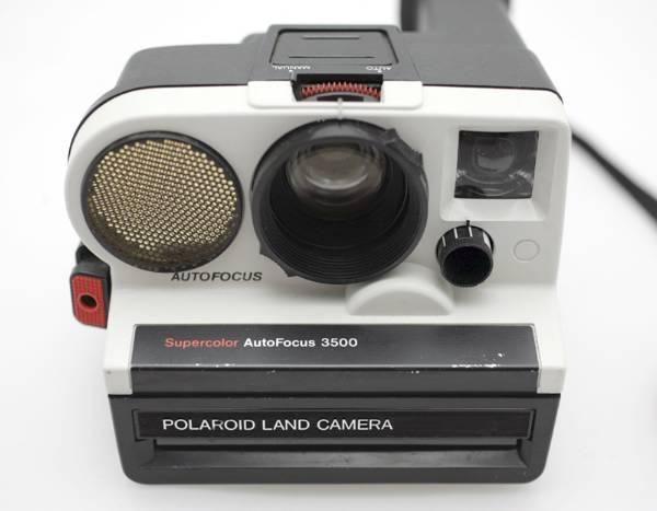 POLAROID Supercolor AutoFocus 3500 Sofortbildkamera / SX-70 in Wetzikon ZH kaufen bei ricardo.ch