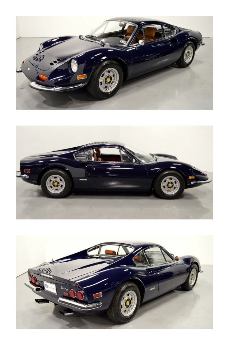 Witness perfection: Ferrari Dino 246 GT #ThrowbackThursday