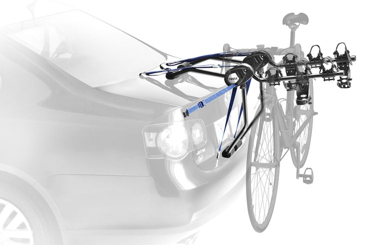Thule® - Mazda CX-5 2014 Passage Trunk Mount Bike Rack