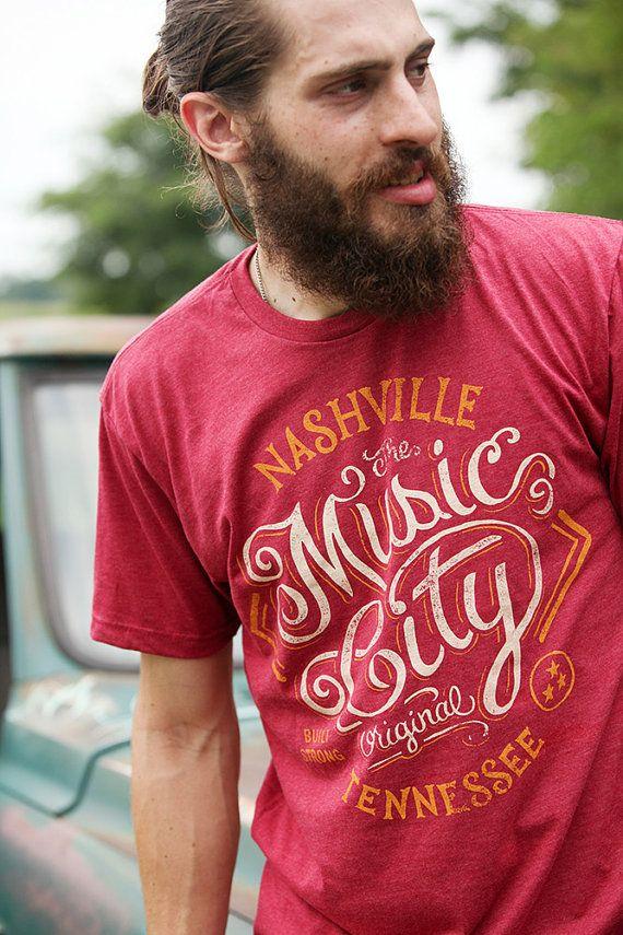 Music City - T-shirt
