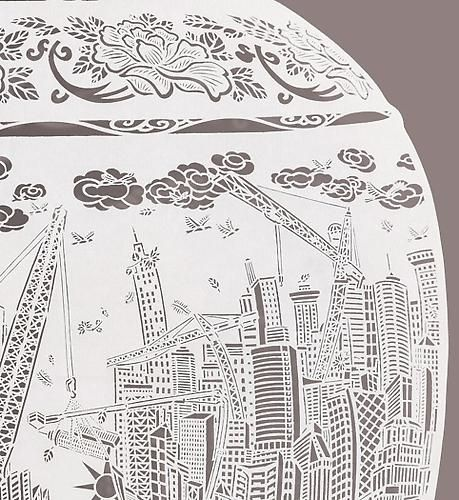 Best Bovey Lee Images On Pinterest Palm Beach Rice Paper - Incredible intricately cut paper designs bovey lee