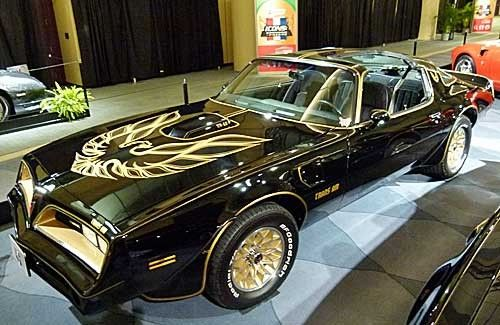 Pontiac Firebrid Trans Am 1977 Special Edition...I used to want one of these when I was little.
