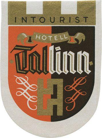 Intourist Hotel, Tallinn (80mm x 59mm) | Flickr - Photo Sharing!