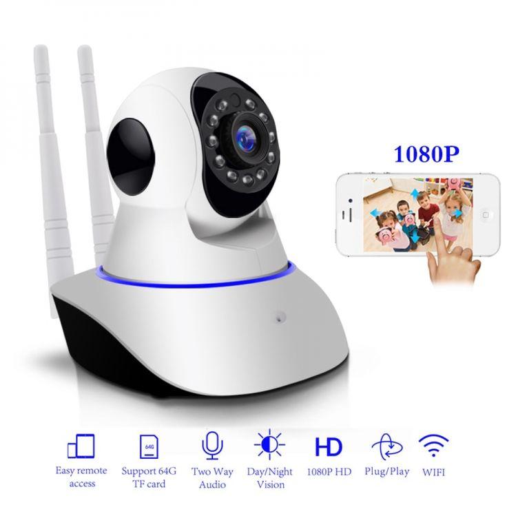<b>1080P IP Camera Wireless</b> Home Security <b>IP Camera</b> Surveillance ...