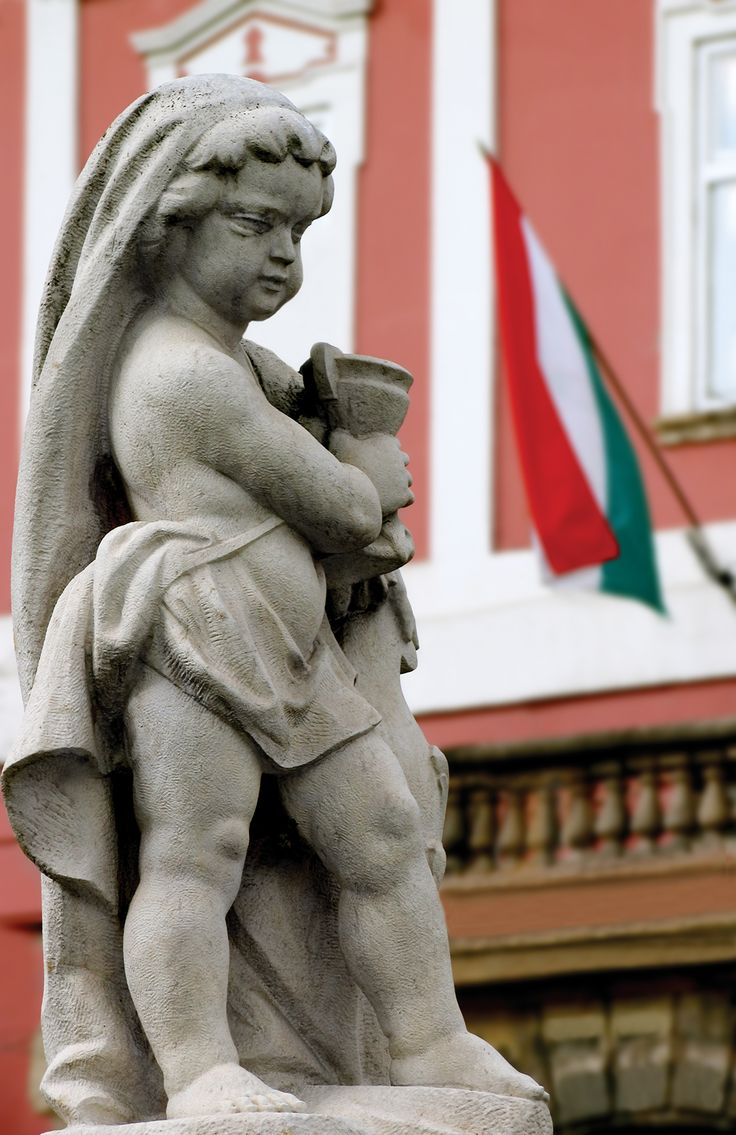 Vác /Hungary/ putto