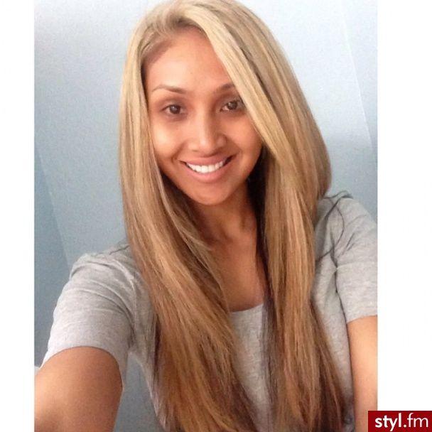 Fryzury  Blond włosy: Fryzury Długie Na co dzień Proste Rozpuszczone Blond - ombre - 2621675