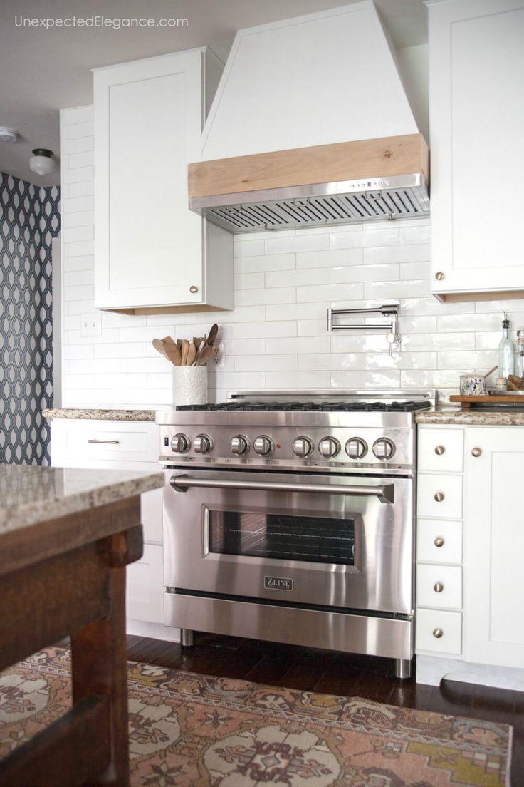 Diy Custom Ductless Range Hood Kitchen Remodel Kitchen Decor Kitchen Design