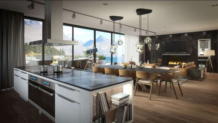 The Penthouse at Eichardt's Private Hotel in Queenstown: New Zealand's newest exclusive ultra-luxury waterfront development    New Zealand