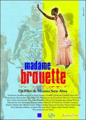 Madame Brouette (2003) Senegal. Dir: Moussa Sene Absa. Drama. Feminismo - DVD CINE 363