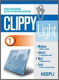 Scaricare Clippy light. Per gli Ist. Professionali per i servizi commerciali: 1 Libri PDF Gratis | Libri