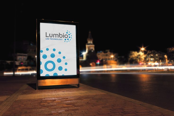 Lumbio® outdoor advertising in Prague/ Smart, efficient, environmentally friendly and high quality LED lighting. Lumbio® is about indicating trends in LED lighting, high-end services and products of exclusive quality.