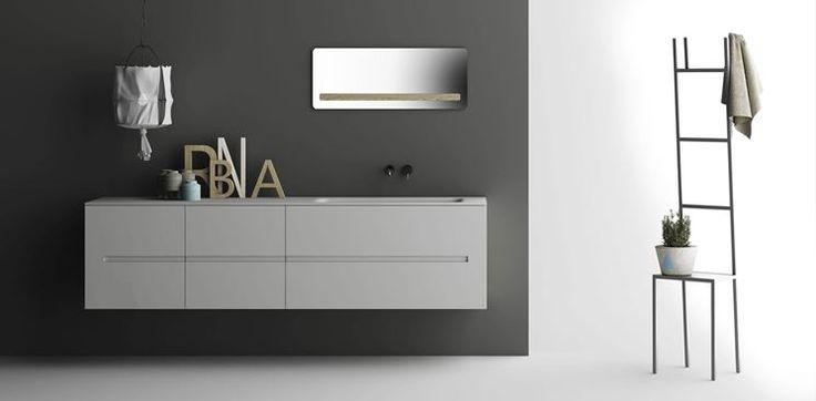 mobili bagno moderni sospesi | arredo bagno | pinterest - Mobili Bagni Moderni Sospesi