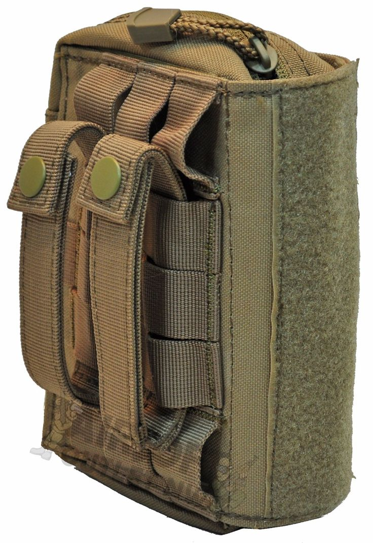 Condor First Response Pouch Rip Away EMT First Aid MOLLE Pouch