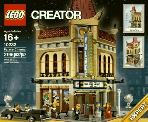 Lego Palace Cinema