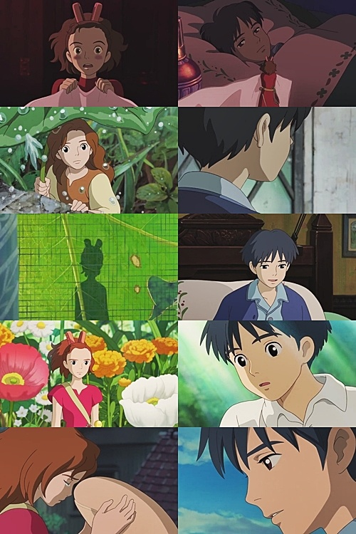 - The Secret World of Arrietty