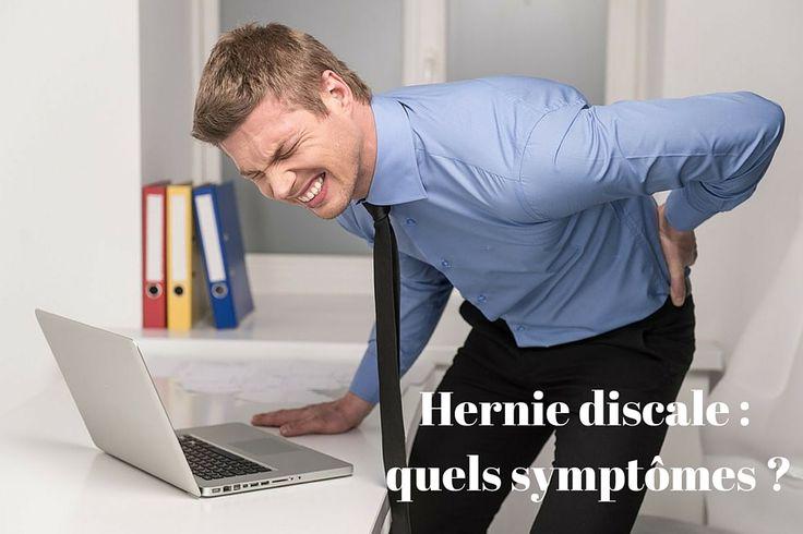 Symptômes d'une hernie discale : vous voulez savoir si vous souffrez d'une hernie discale ? Vous avez mal dans le bas du dos, à la nuque...