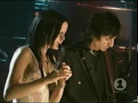 Corrs feat. Ron Wood - Little Wing (Live in Dublin).mpg