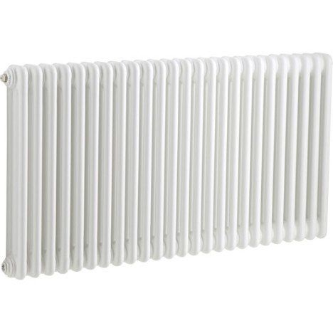 Radiateur chauffage central Tesi blanc, l.112.5 cm, 1515 W