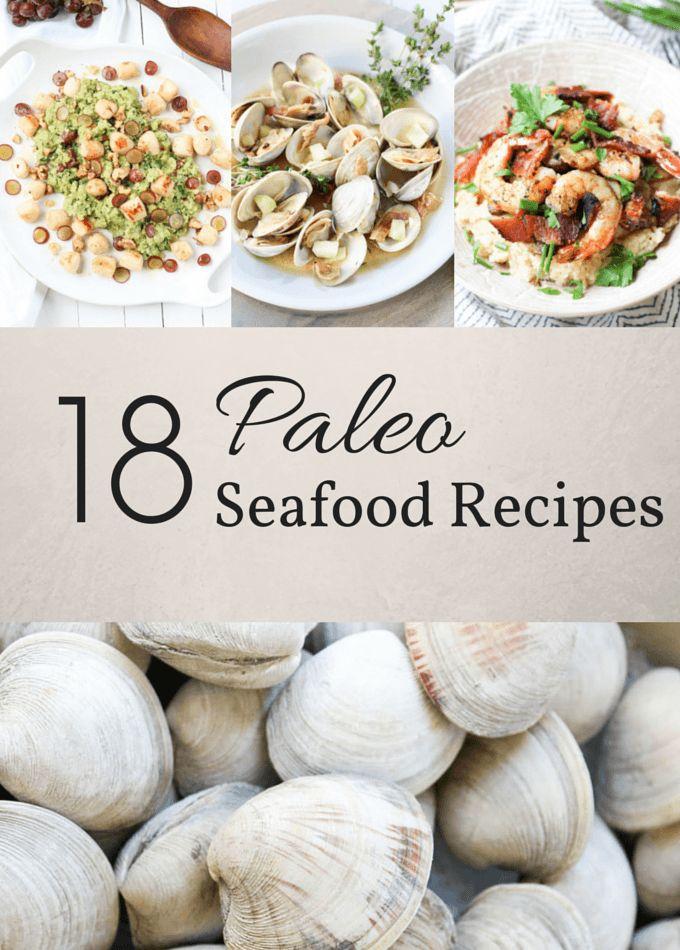 18 Awesome Paleo Seafood Recipes
