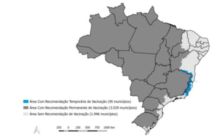 #Brazil yellow fever death toll now 89 - Outbreak News Today: Outbreak News Today Brazil yellow fever death toll now 89 Outbreak News Today…
