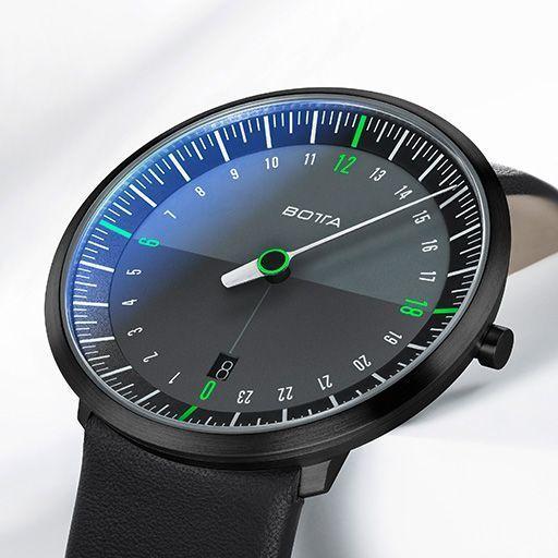 Botta Design's Elegant Single Hand Watch | ShortList Magazine