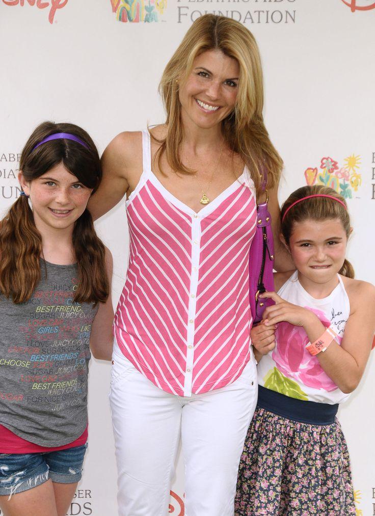 <i>Fuller House</i> Star Lori Loughlin's Daughters Look Just Like Her - GoodHousekeeping.com