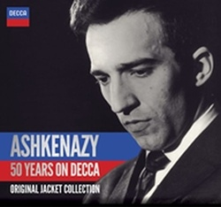 Vladimir Ashkenazy - Vladimir Ashkenazy  - 50 Years On Decca 1963-2013 (50 CDs)