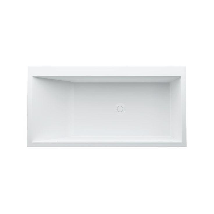 Bathtub 1700 x 860 mm | LAUFEN Bathrooms