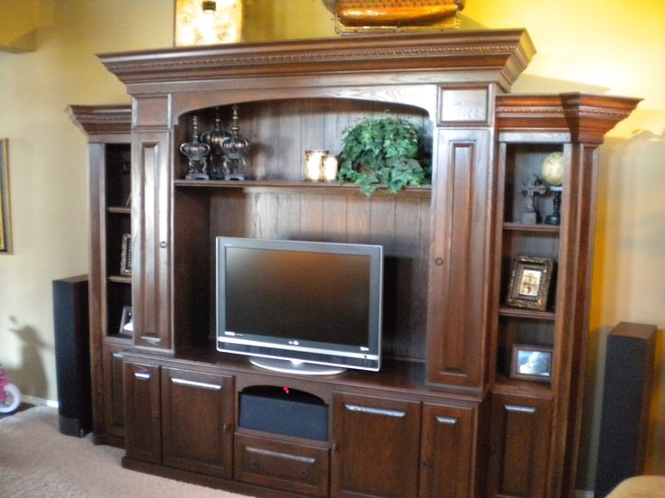 20 Best Diy Entertainment Center Design Ideas For